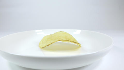 Potato chips consomme002 Live Action