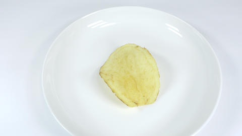 Potato chips consomme005 Live Action