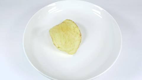 Potato chips consomme008 Live Action
