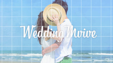 9 min Profile Movie Wedding After Effectsテンプレート