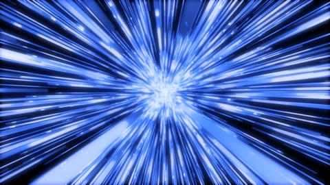 Space Tunnel abstract Animation