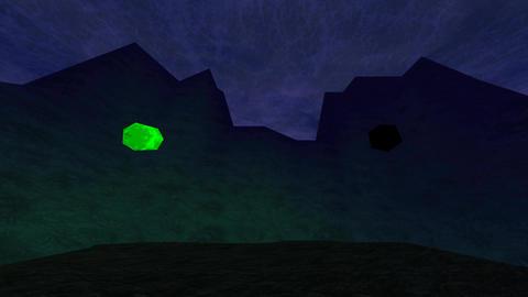 Dark Crater