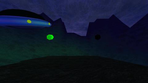 Dark Crater 1
