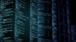 Javascript Coding 4K Animation