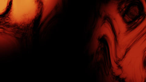 Realistic Fire Video Effect for Backgrounds Digital Rendering Animation