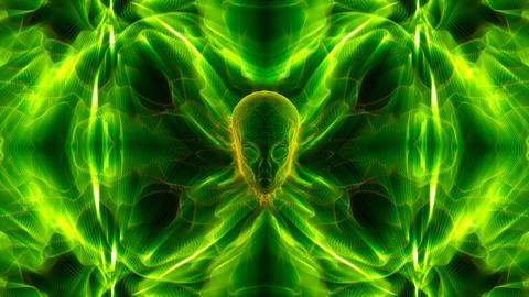 Alien plasma Videos animados