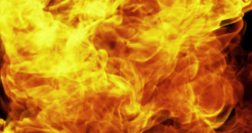 real blast of fire explosion flames burn movement on Live Action