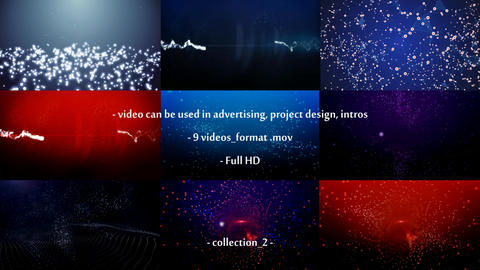 9 video collection 2 After Effects Template