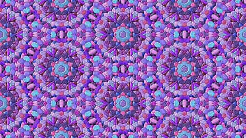 Glass Mosaic Kaleidoscope