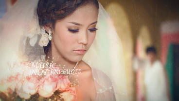 Love Story Wedding Template After Effect