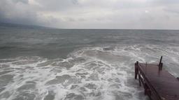 Sea Waves On Beach 0