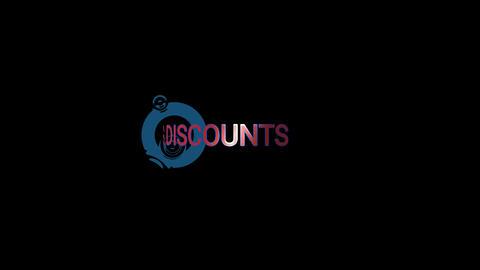 BIG DISCOUNTS 1 Animation