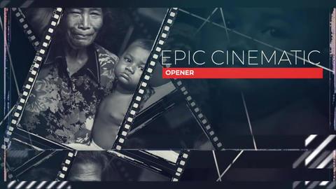 History Opener / Memory Slideshow(FCPX)
