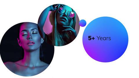 Ultramodern Glitch Slideshows Premiere Pro Template 1