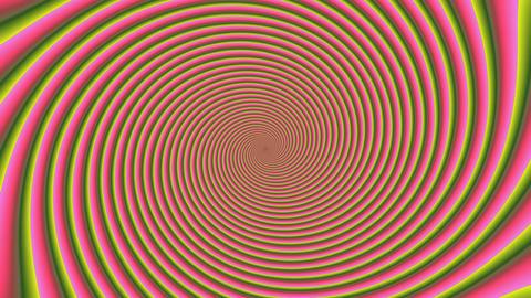 Psycho pattern seamless loop video Animation
