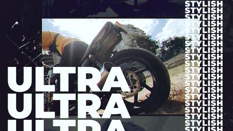 Trendy Urban Intro Premiere Pro Template
