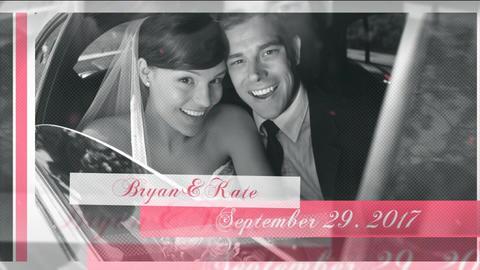 Wedding Slideshow - Wedding Reel After Effects Template