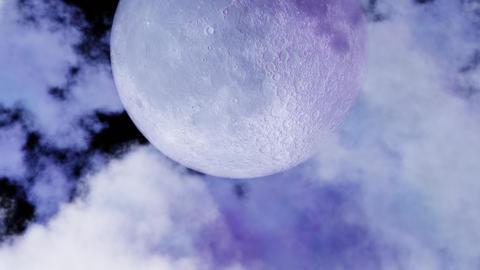 Moon in the Sky E 애니메이션