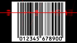 Barcode Scanning Footage