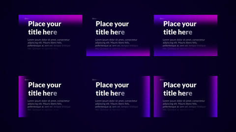 Corporate Titles Plantillas de Motion Graphics