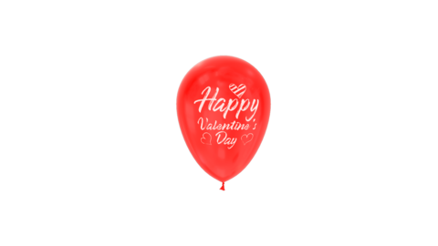 Birthday Celebration Balloon Loop Animation with QuickTime /Animation /Alpha Channel Animation