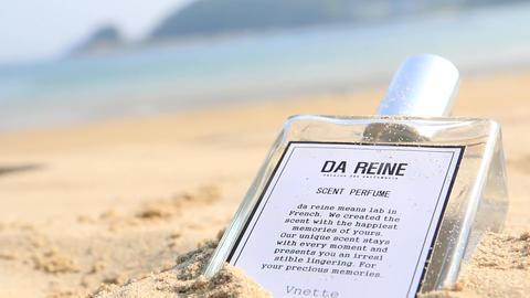 Ocean & Perfume Footage