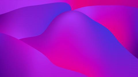 Abstract paint Liquid Fluid Rainbow Gradient Prism 실사 촬영