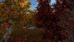 Autumn Forest Animation