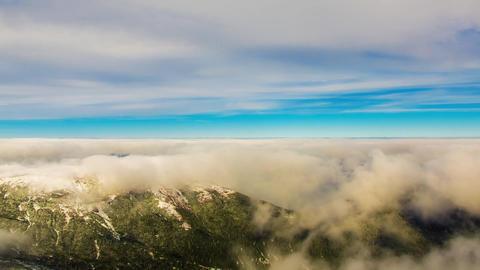 Carpathian mountains Footage