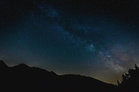 Milky Way Galaxy - 4K Footage