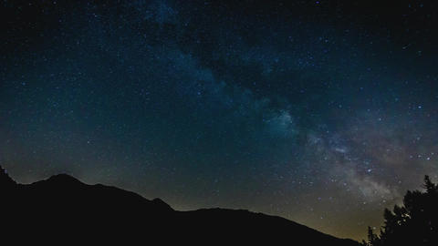 Milky Way Galaxy - Full HD Live Action