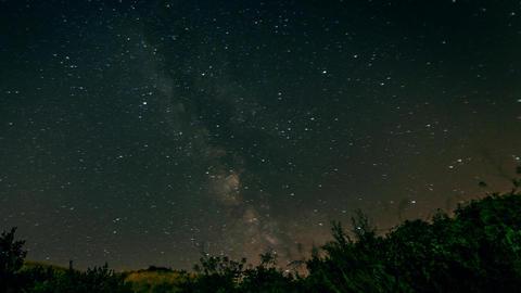 Milky Way Footage