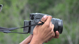Photography And Digital Camera Technology Footage