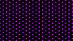 Dot flashing background transparent Animation