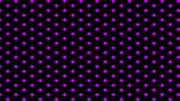 Dot flashing background transparent CG動画