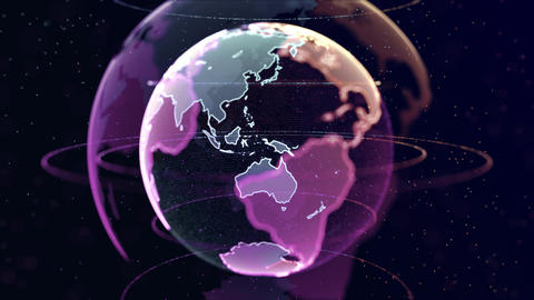 Global Network Technology With social Network ライブ動画