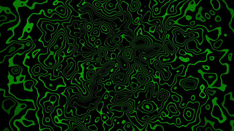 Background CG cell proliferation Animation