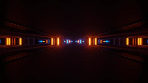 Progressive Light Emitting Plain Pod 4k uhd 3d rendering vj loop Animation