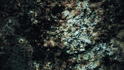 Rock Texture Stop Motion Grunge Background Animation
