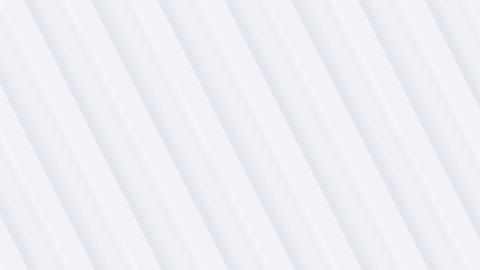 Minimalist White Diagonal Lines Background Animation