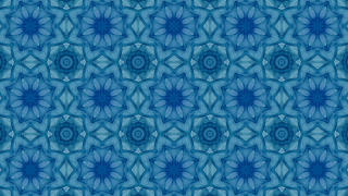 Mosaic fractal geometric kaleidoscopic Animation