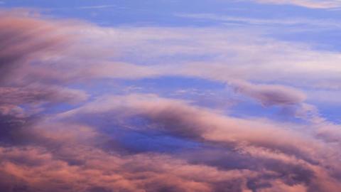 Beautiful Clouds Footage