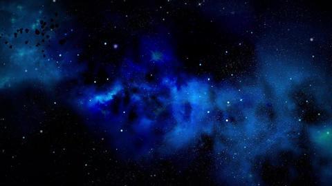 Galaxy 6 - Dark Sky Animation