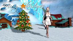NR139 Magic Christmas Tree Animation