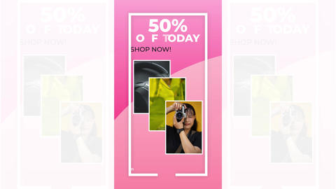 Instagram Story 4k After Effects Template