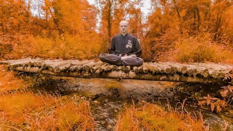 Timelapse Meditation.