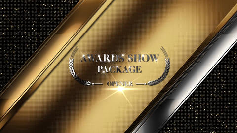 Awards Show package After Effects Template