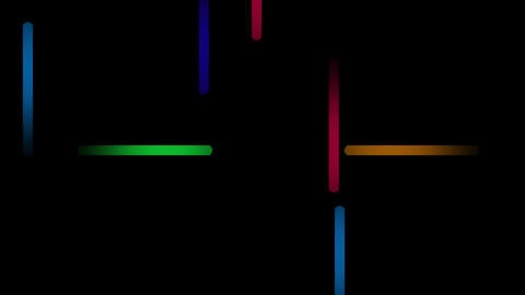 Moving Line Streaks | HD Loopable Motion Background Animation Animation
