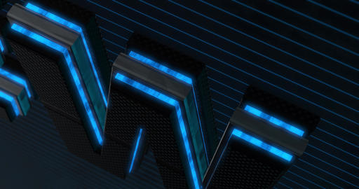 New. 3D Promotion Intro. Text Logo Animation