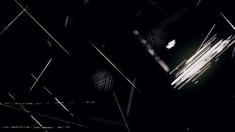 Grunge Noise Overlay Animation
